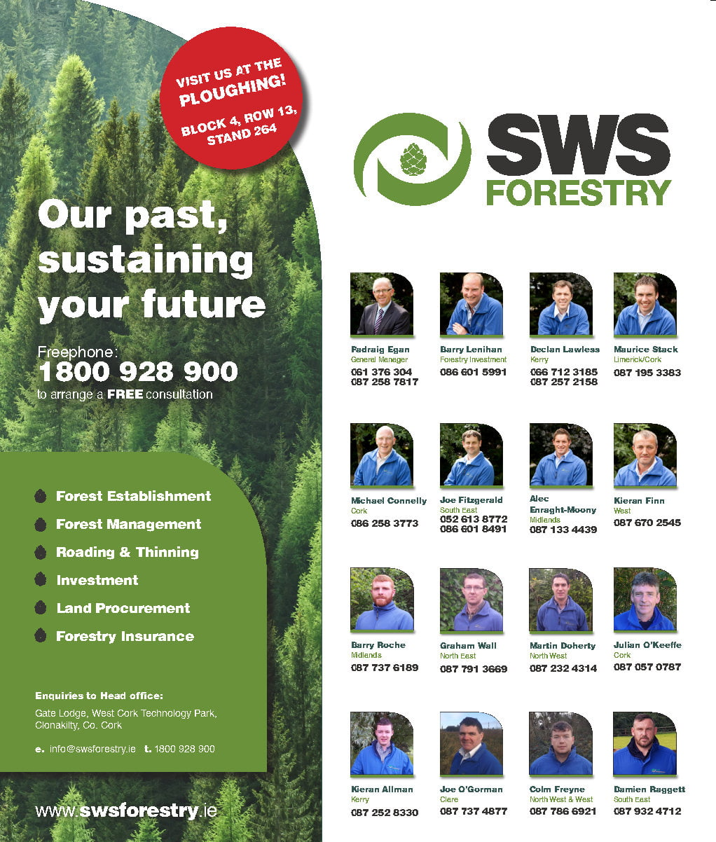 SWS Full Page Advert Ploughing